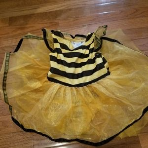 Girl Gymboree Little Bee Outfit Costume Sz 6/12 M